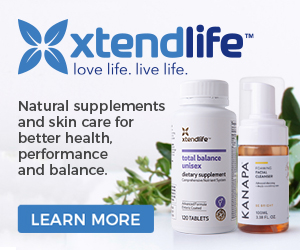 Visit Xtend-Life for natural supplements and skincare