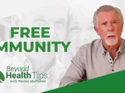 Boost your immunity for free