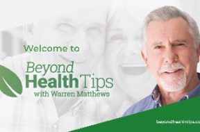 Introducing Heyond Health Tips with Warren Matthews